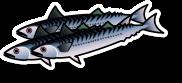 Fresh mackerel (per kg)