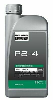 Масло POLARIS PS-4 PLUS (1л.)