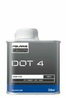 Тормозная жидкость / BRAKE FLUID DOT4, 250 ML
