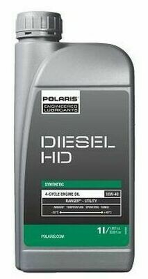 Масло моторное дизельное / Polaris Diesel Engine Oil 1L