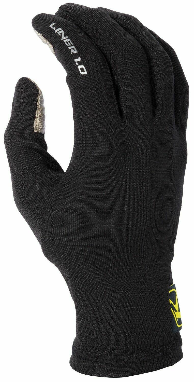 Внутренние перчатки Klim / Glove Liner 1.0 Black