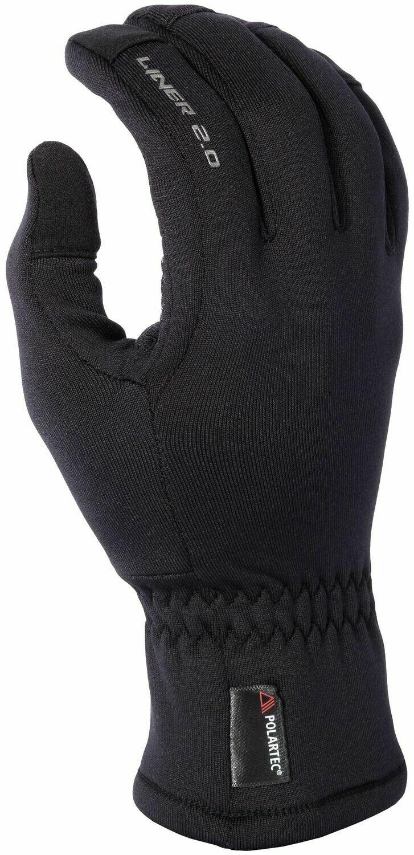Внутренние перчатки Klim / Glove Liner 2.0 Black