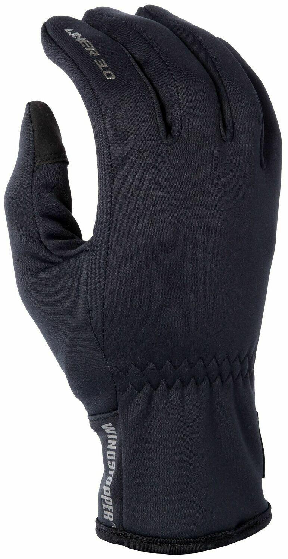 Внутренние перчатки Klim / Glove Liner 3.0 Black