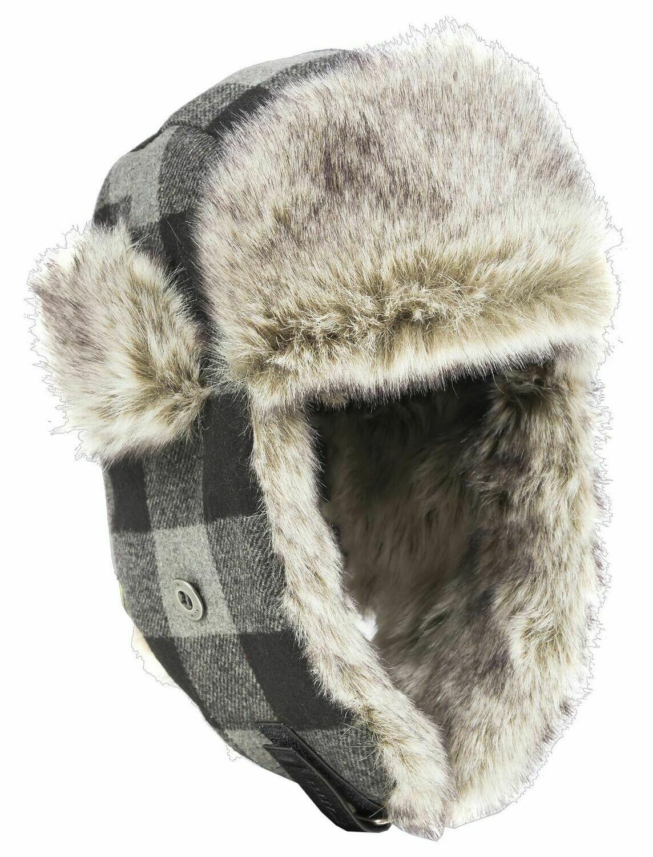Шапка / Muffler Hat Gray