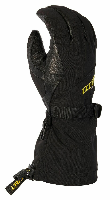 Перчатки Klim / Sawtelle Glove LG Gray-Hi-Vis