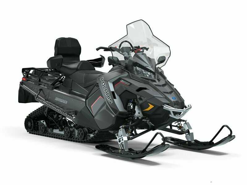 Снегоход Polaris 800 TITAN Adventure 155