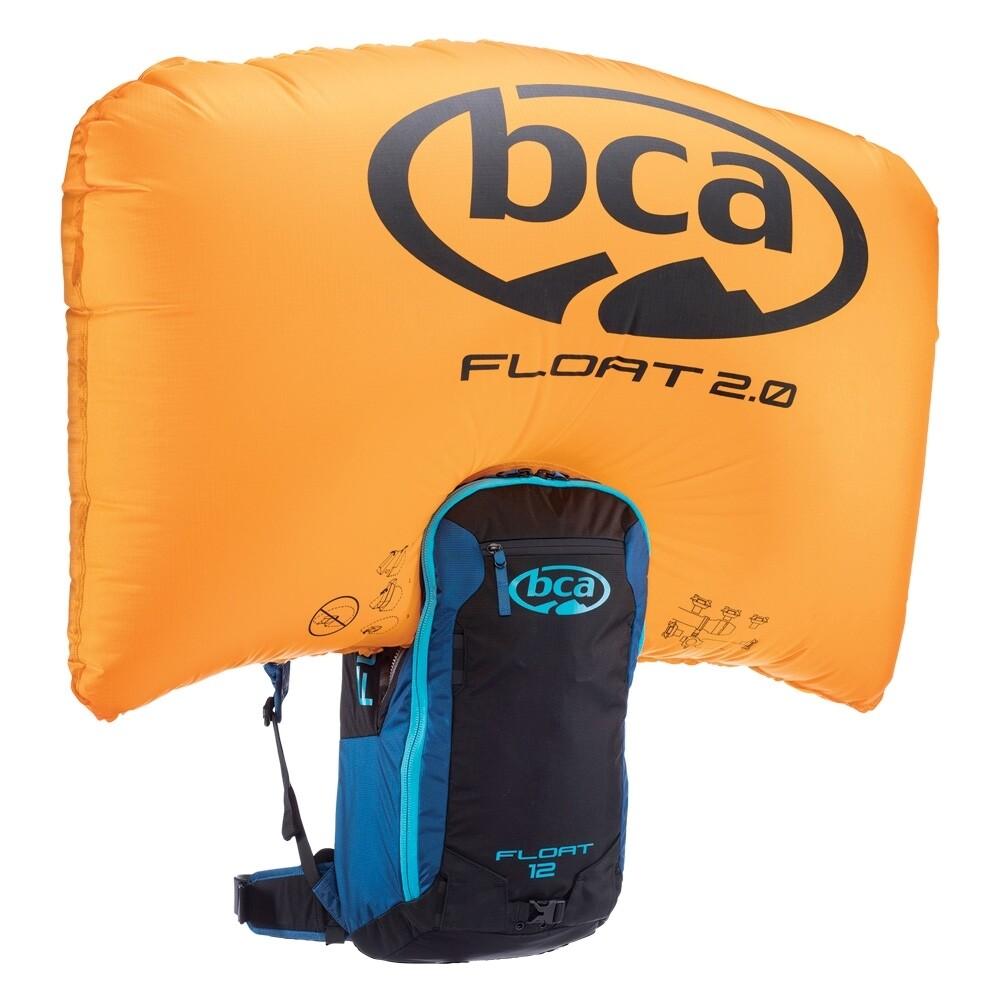 Рюкзак лавинный BCA FLOAT 2.0 12 (BLACK/NAVY)