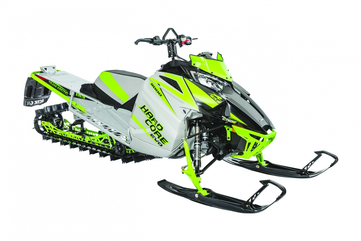 Arctic Cat M 8000 162`HARDCORE EVO