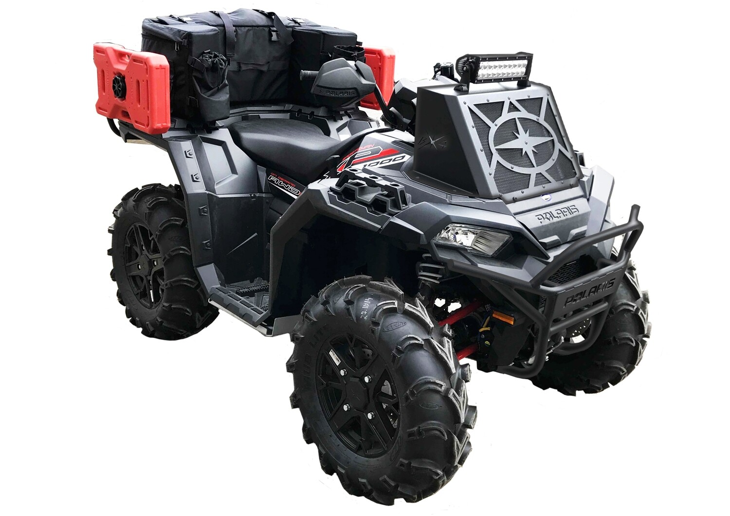 Тюнинг Polaris Sportman XP1000