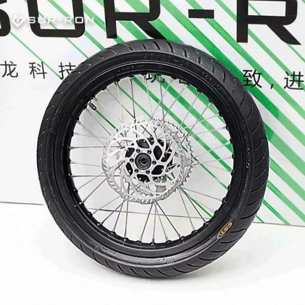 Комплект колес SUR-RON для города «Супер мото»