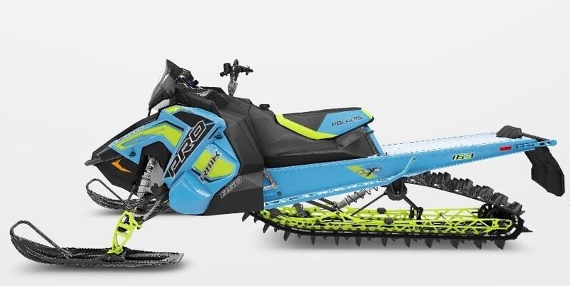 Снегоход 850 Pro-RMK 163 SC Select 3