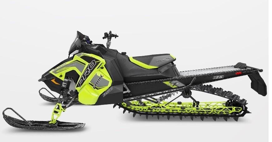 Снегоход 850 Pro-RMK 163 SC Select