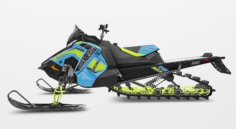 Снегоход 800 SKS 155 SC Select