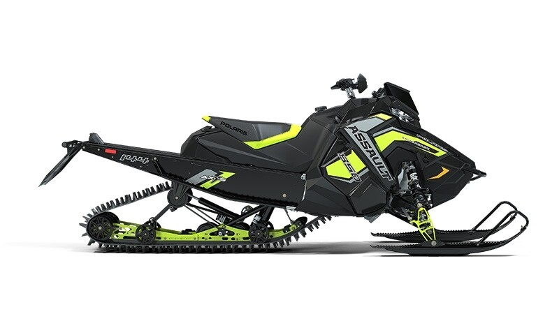 Снегоход 850 Switchback Assault SC Select
