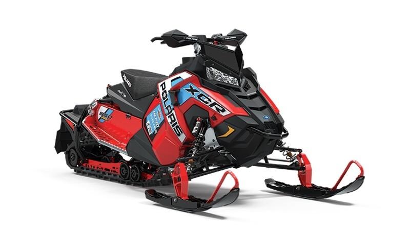 Снегоход 850 SWITCHBACK XCR