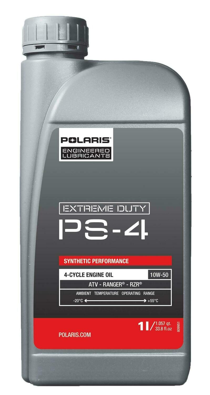 Масло мотторное Polaris PS-4 Extreme Duty 1L (12)