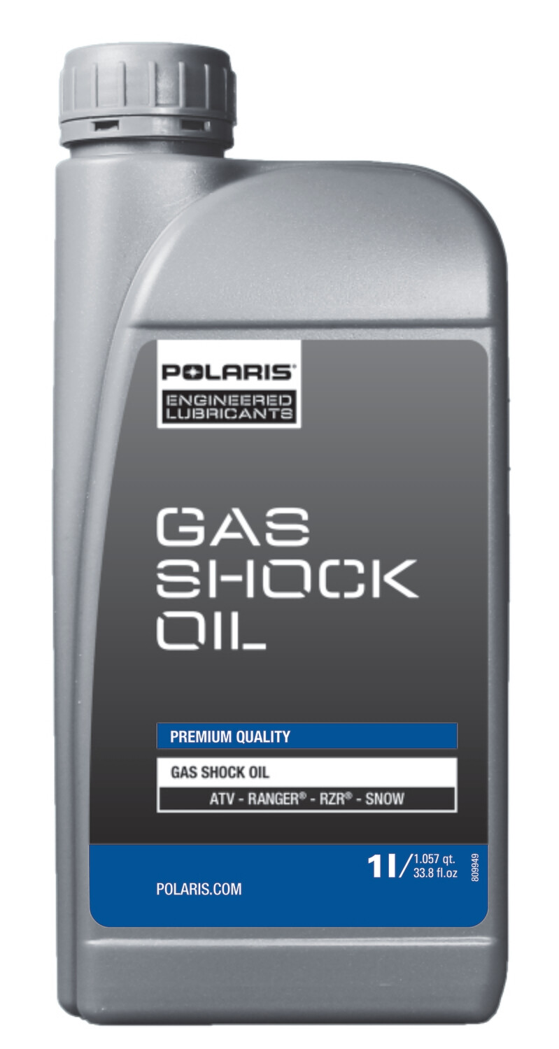 POLARIS GAS SHOCK OIL 1 L