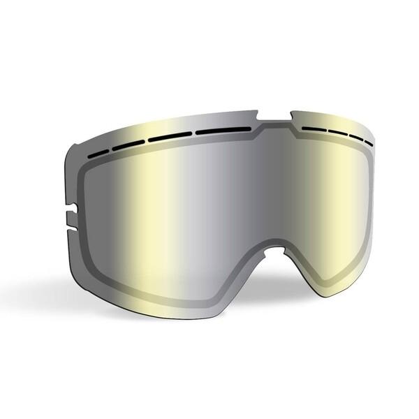 Линза 509 Kingpin Chrome Mirror/Yellow 509-KINLEN-17-CY