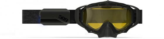 Маска снегоходная с подогревом 509 Sinister X5 IgniteWhiteout (Polarized)