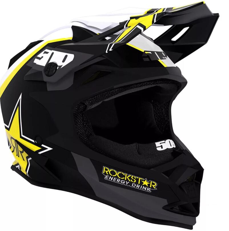Шлем 509 ALTITUDE Fildlock  ECERRockstar LG