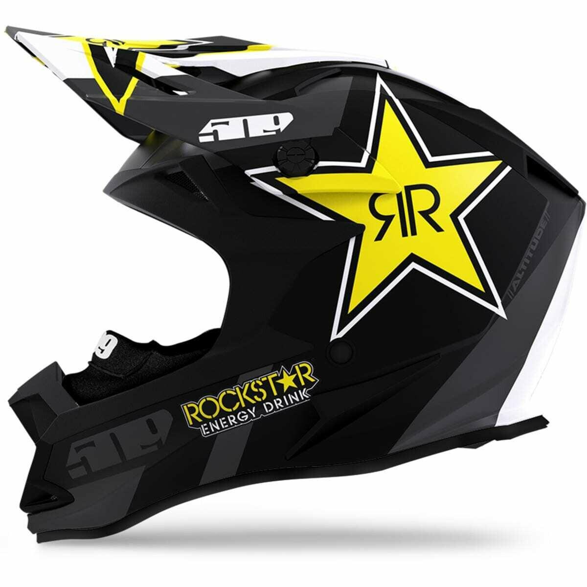 Шлем 509 ALTITUDE Fildlock, взрослые Rockstar XL