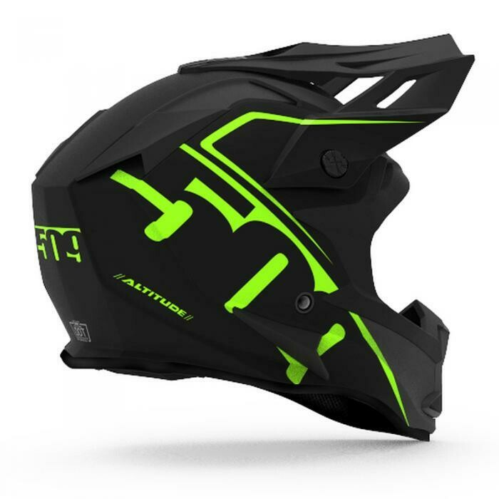 Шлем 509 Altitude Lime, размер XL