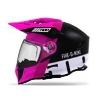Шлем 509 Delta R3 2.0 Findlock (ECE) взрослые  (Pink S) XL