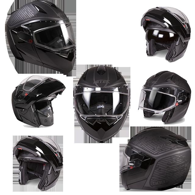 Шлем модуляр 509 Xero, размер L