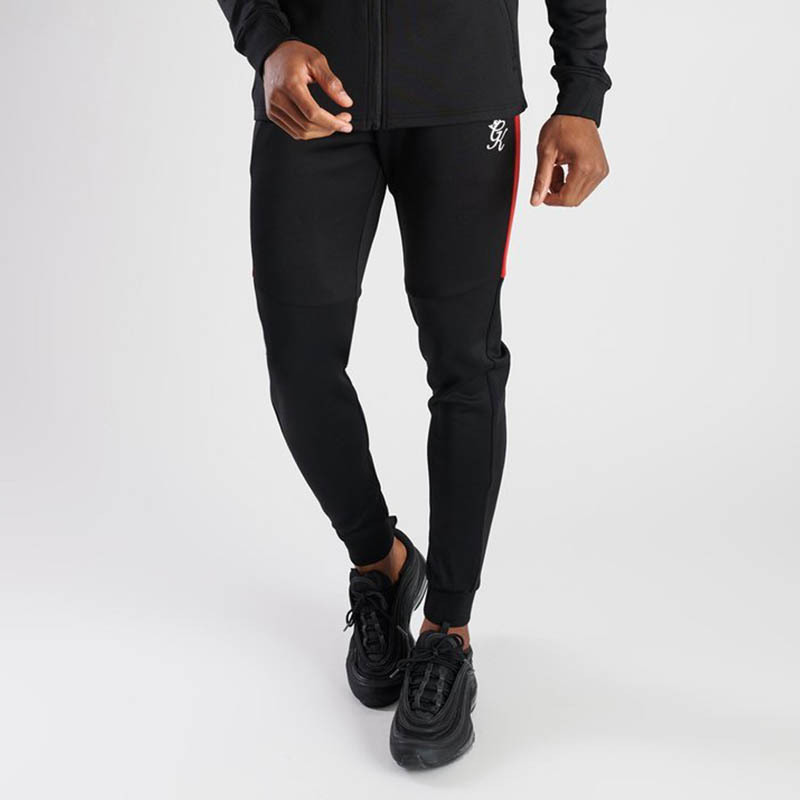 Gym King Poly Track Ends Black/Red