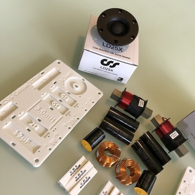 Criton 1TD to 1TD-X Conversion Kit