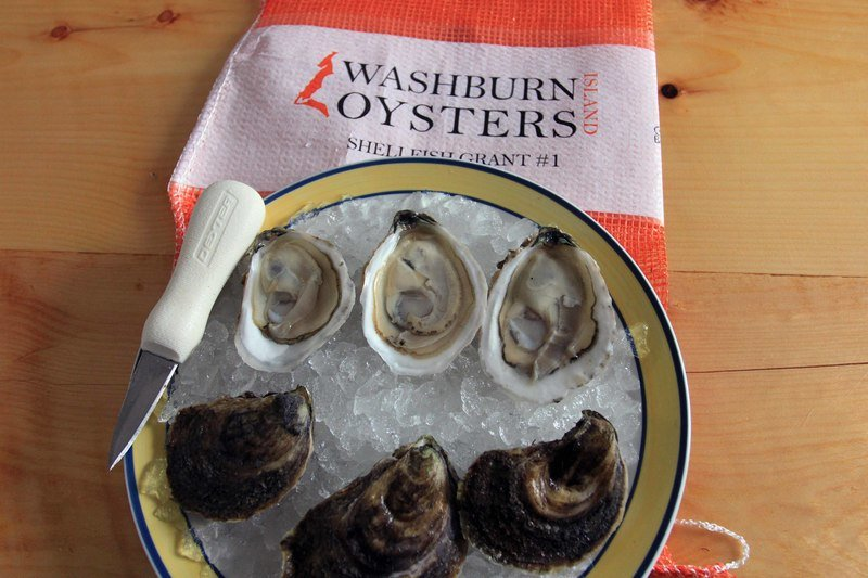 Washburn Island Oysters  - 50 ct