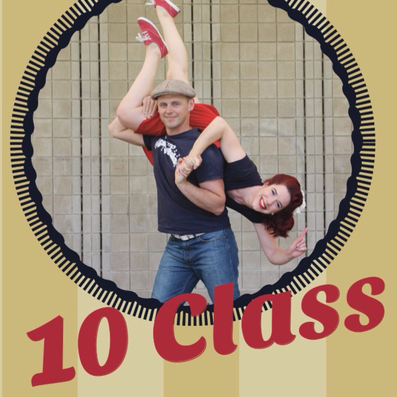 10-Class Pass
