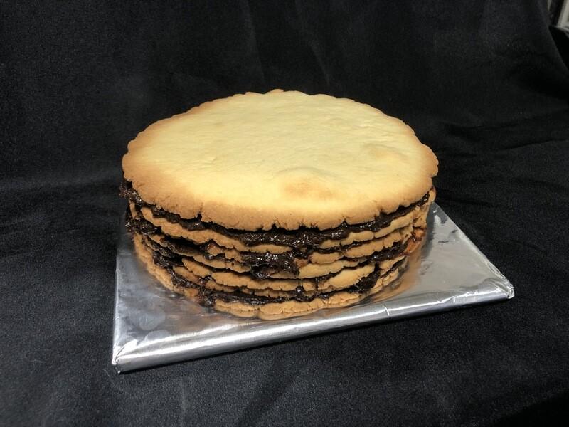 Vinarterta Round Cake