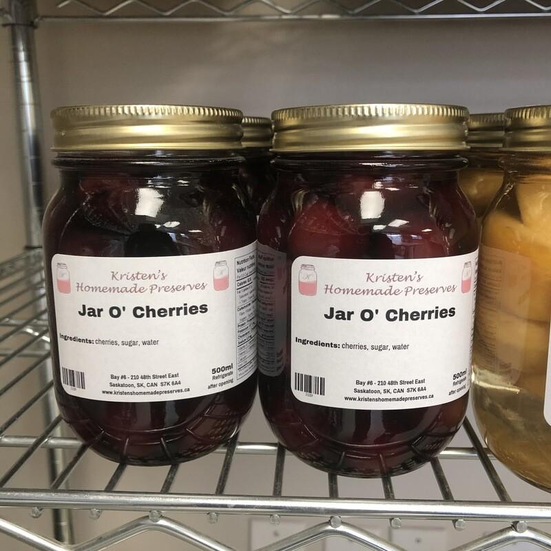 Jar O' Cherries