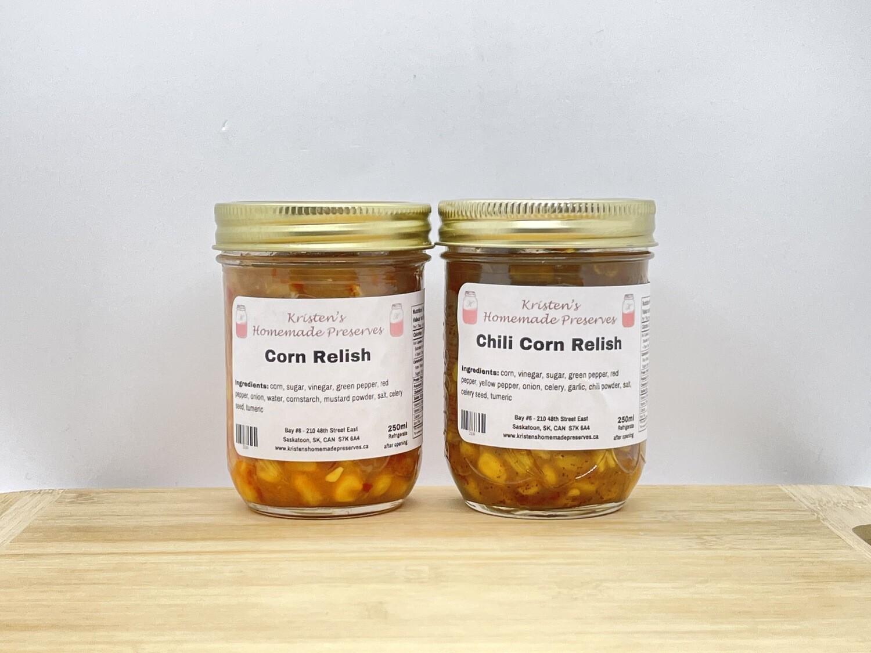 Chili Corn Relish