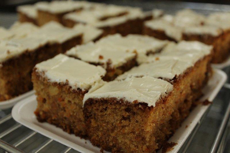 Carrot Cake - Pan