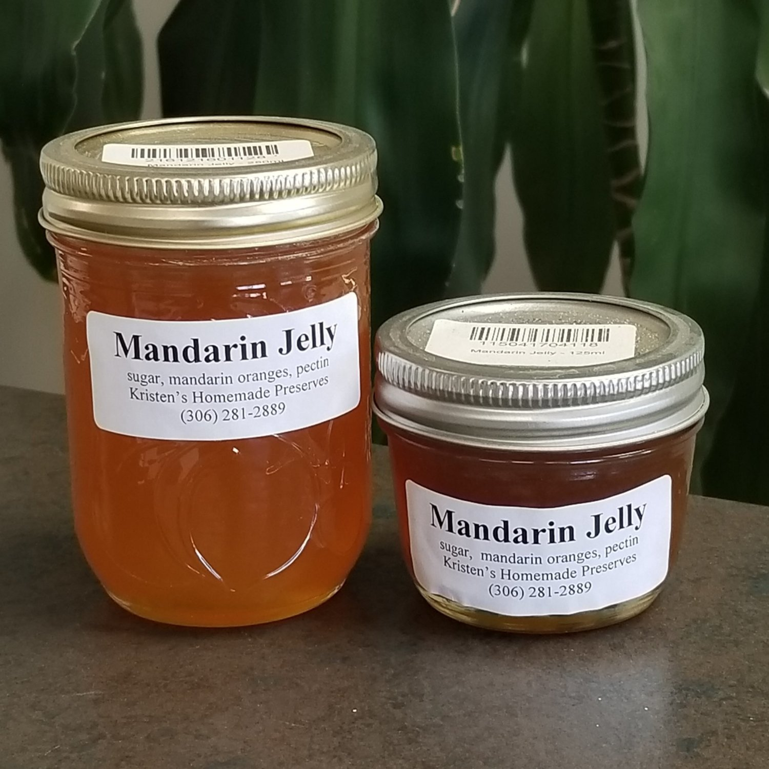 Mandarin Jelly