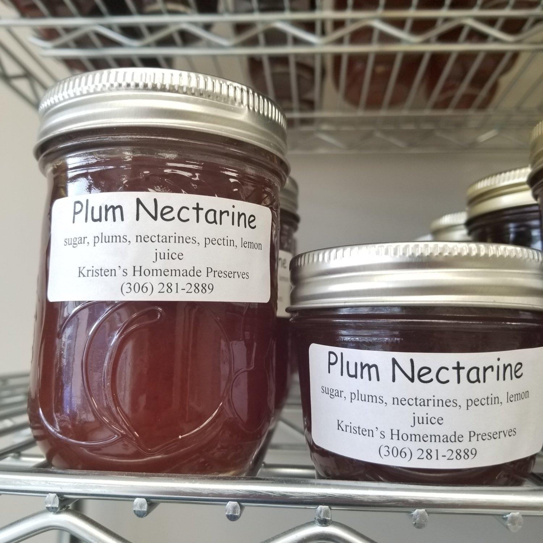Plum Nectarine Jam