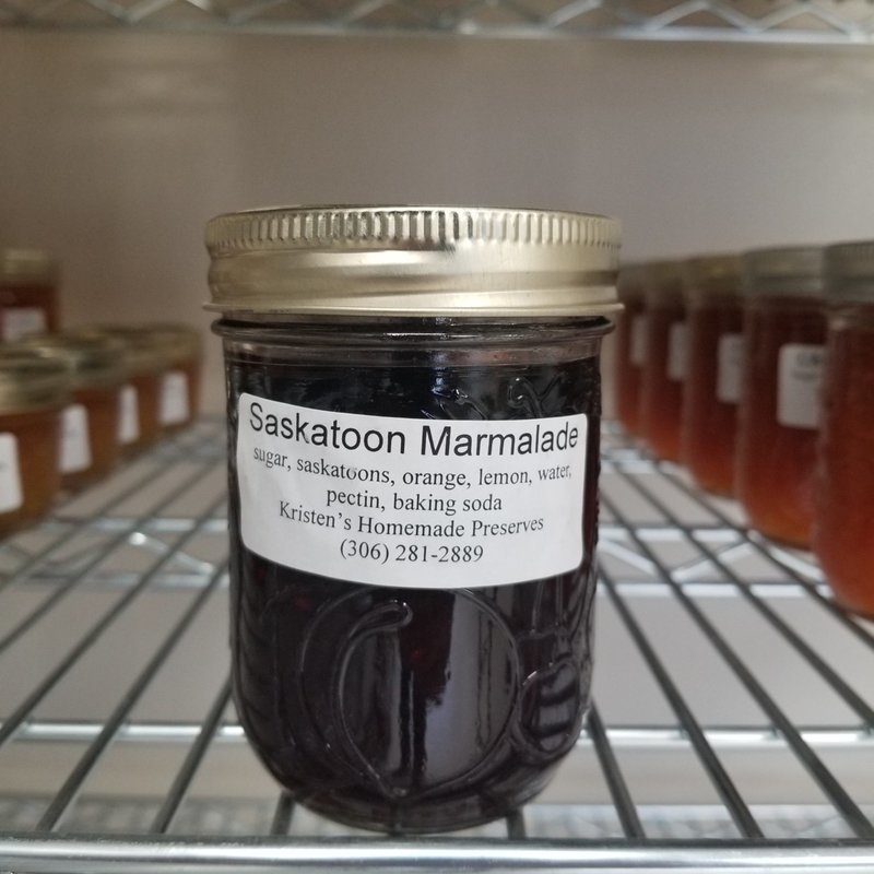 Saskatoon Marmalade