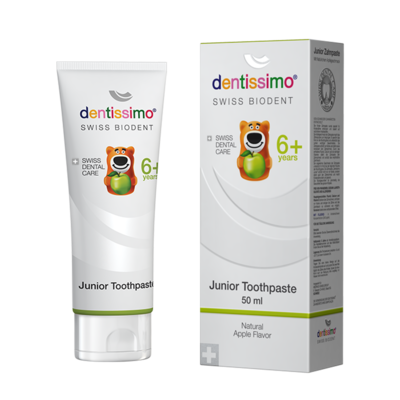 DENTISSIMO JUNIOR 6+ let 50 ml