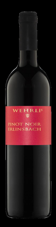 Pinot noir AOC, Erlinsbach, 75 cl, 2019