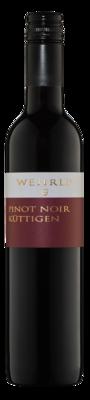 Pinot noir AOC, Küttigen, 50 cl