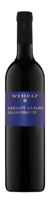 Merlot Malbec AOC, Erlinsbach, 75 cl, 2018