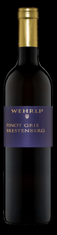 Pinot gris AOC, Brestenberg, 75 cl, 2019