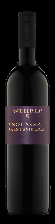 Pinot noir AOC, Brestenberg, 75 cl, 2019