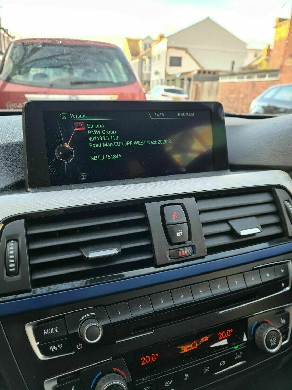 BMW NBT VIM VIDEO / DVD in MOTION ACTIVATION VIA USB