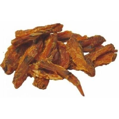 Naturlige snacks - Kyllinge vinger 250 gram.