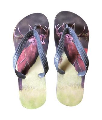 Flip flop sandal med DIT eget print