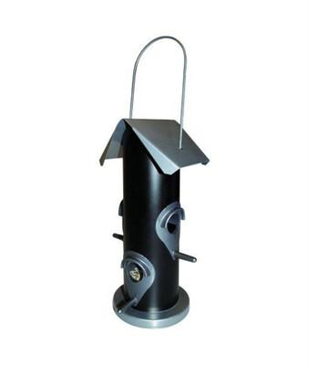 Fuglefoderautomat til fuglefrø