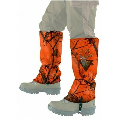 Gaiters i orange real tree